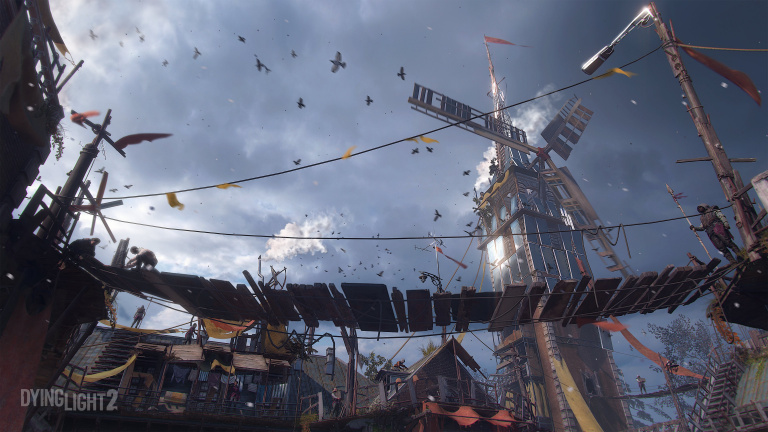 Dying Light 2: Release date, gameplay, cross-gen ... what to expect from Techland live?