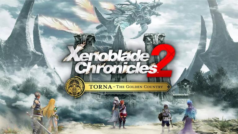 """Résultat de recherche d'images pour """"Xenoblade Chronicles 2 - The Golden Country logo"""""""