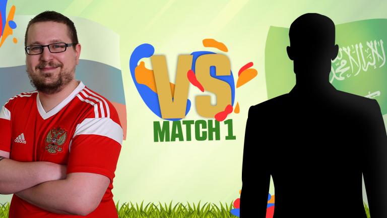 Coupe du Monde JV 2018 : RDV à 15h pour le match d'ouverture !