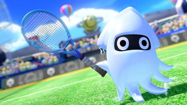 Mario Tennis Aces : Koopa et Bloups seront ajoutés en juillet et en août