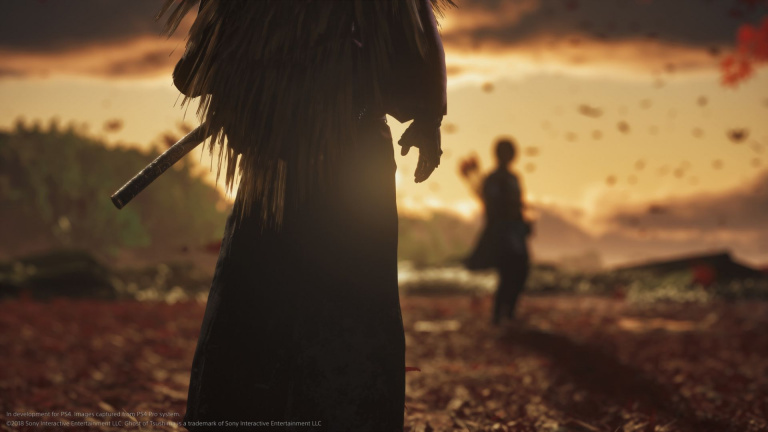 E3 2018 : Ghost of Tsushima aura droit à son mode photo