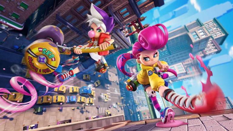 E3 2018 : GunGho dévoile Ninjala, un jeu d'action multijoueur sur Nintendo Switch