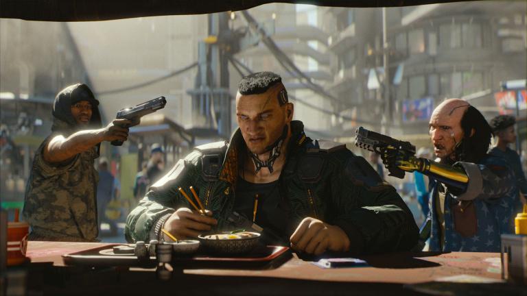 E3 2018 : CD Projekt revient sur le multijoueur dans Cyberpunk 2077