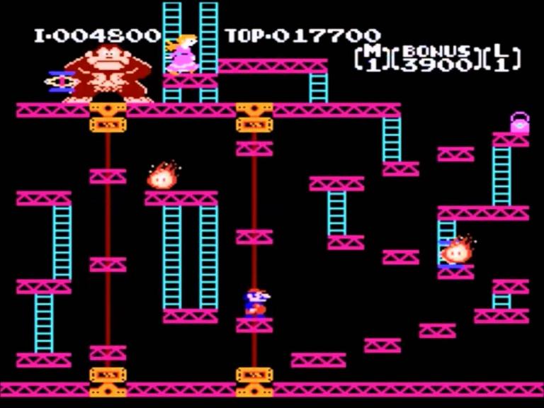 E3 2018 : Le Donkey Kong original et Sky Skipper arrivent sur Switch