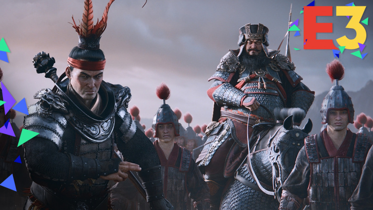Total War : Three Kingdoms - Les héros de légende réunifient la Chine - E3 2018