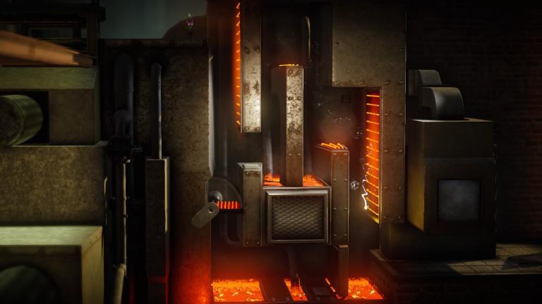Chapitre 5 - Machine infernale