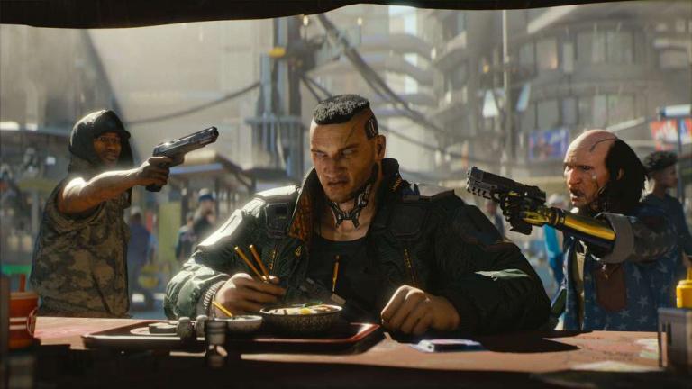E3 2018 : Cyberpunk 2077 vise bien la génération actuelle de consoles