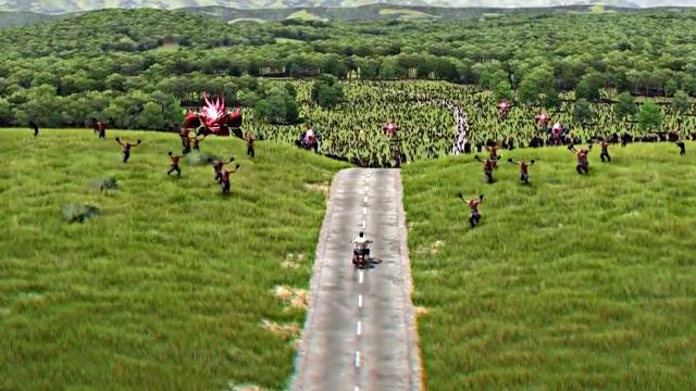 E3 2018 : Serious Sam 4 affichera 100 000 ennemis à l'écran