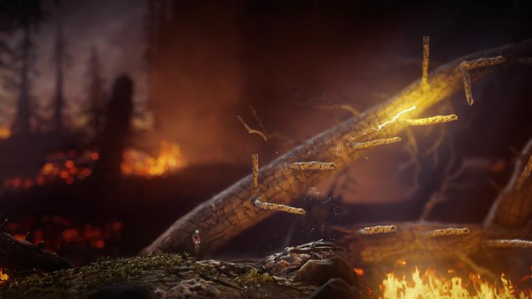 Chapitre 6 - Que de cendres