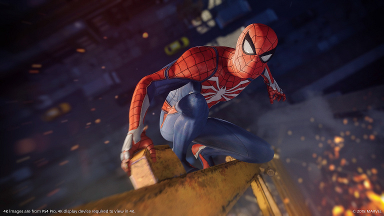 Spider-Man : La version d'Insomniac Games va devenir canon