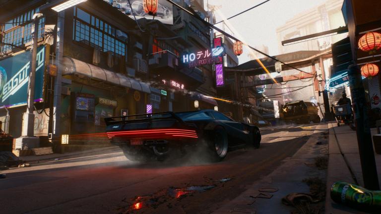 E3 2018 - Cyberpunk 2077 : La configuration utilisée pour la démo révélée