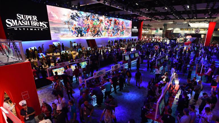 E3 2018 : Nintendo n'écarte pas un retour sur scène pour une prochaine édition