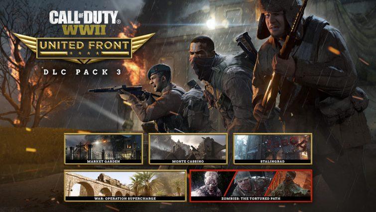 Call of Duty : WWII - le troisième pack de cartes arrive le 26 juin