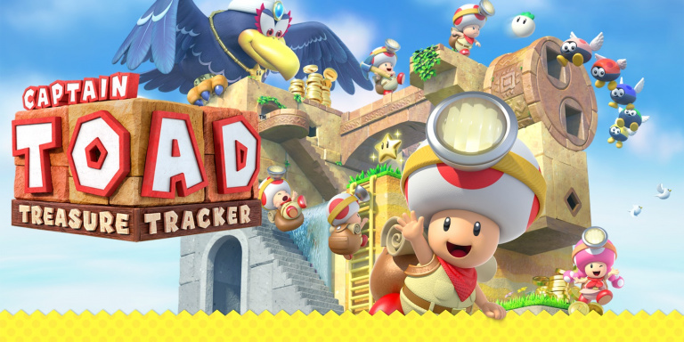 [Màj] Captain Toad Treasure Tracker : une démo Switch et 3DS sur l'eShop
