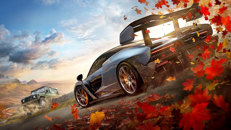 Forza Horizon 4 aura une activité inspirée de Crazy Taxi