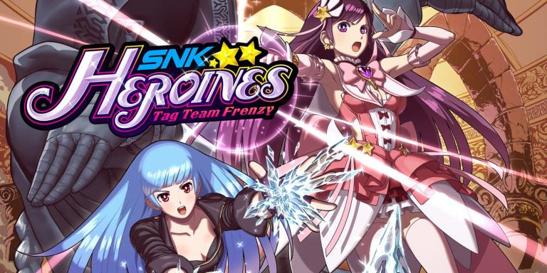 SNK Heroines Tag Team Frenzy - le roster complet est connu grâce aux trophées