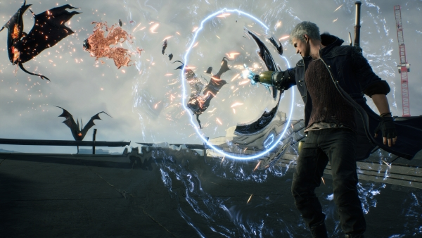 gamescom 2018 : Devil May Cry 5 sera jouable sur le salon allemand