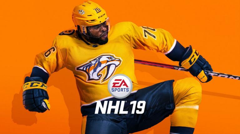 P.K. Subban sera l'égérie de NHL 19 le 14 septembre