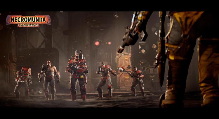 Necromunda : Underhive Wars s'offre un trio de screenshots