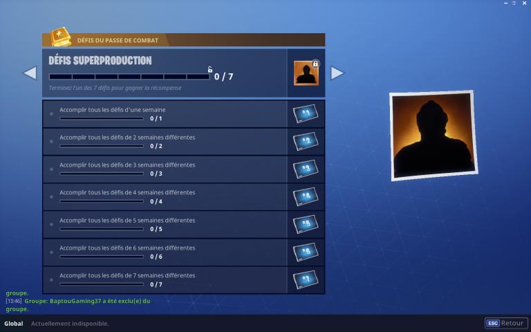 Fortnite, guide final des défis superproduction : skin légendaire du Visiteur et histoire complète de la saison 4