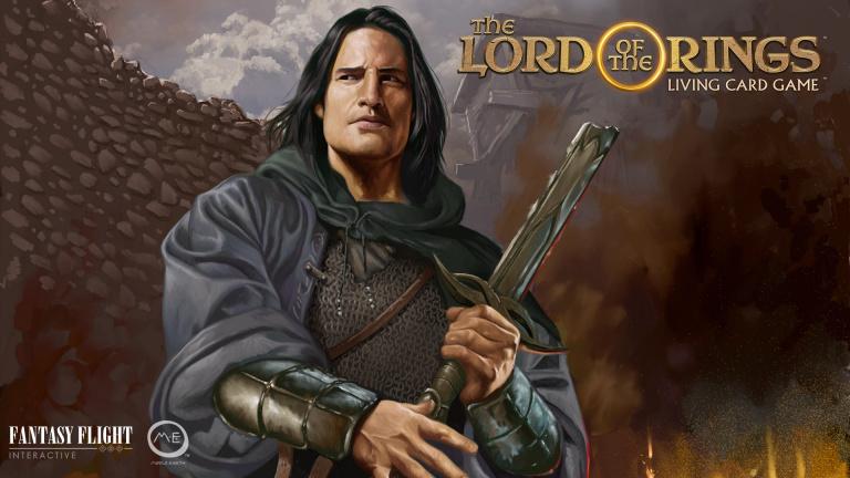 Le Seigneur des Anneaux : Jeu de Cartes Évolutif date son accès anticipé