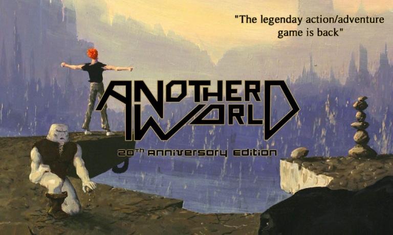 Another World : un report de dernière minute sur Nintendo Switch