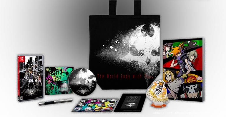 The World Ends with You - Final Remix tient sa date de sortie japonaise