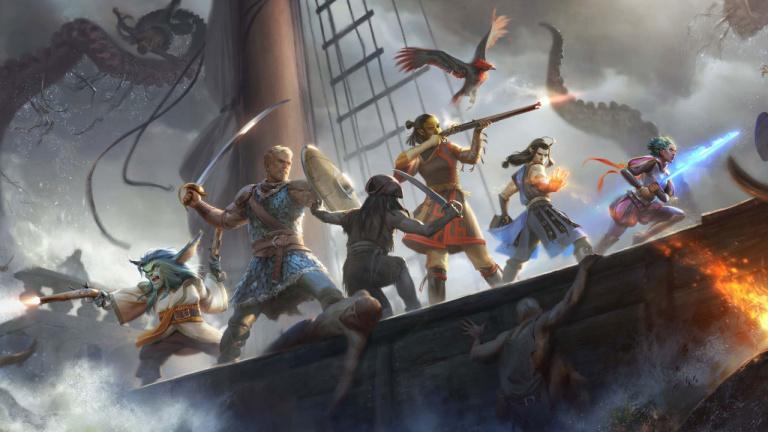 """Un nouveau DLC gratuit pour Pillars of Eternity 2 : """"Scalawags Pack"""""""