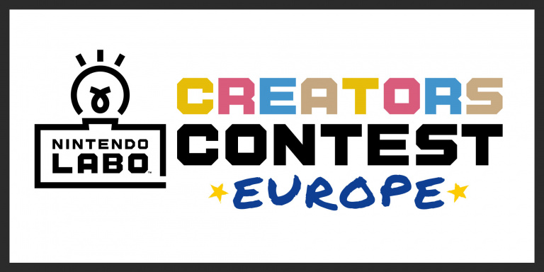 Un Nintendo Labo Creators Contest bientôt organisé en Europe