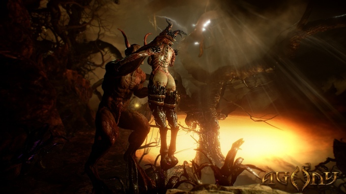 Agony : en difficulté financière, les développeurs annulent la version non censurée du jeu