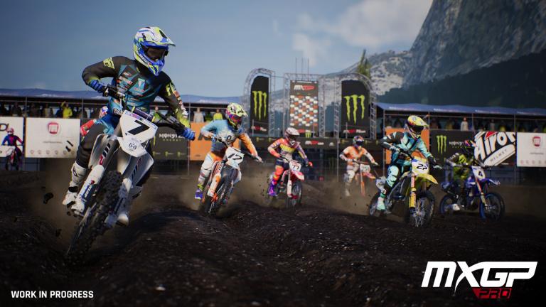 MXGP Pro : les trophées et succès du jeu de motocross disponibles