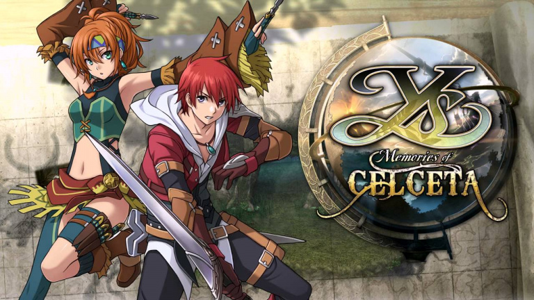 Ys : Memories of Celceta daté sur PC