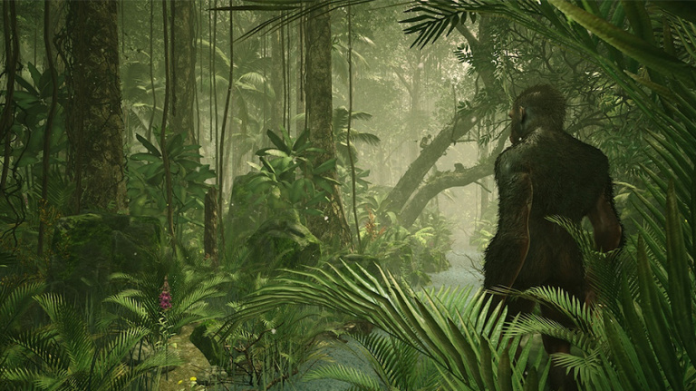 Une nouvelle série d'images pour Ancestors : The Humankind Odyssey