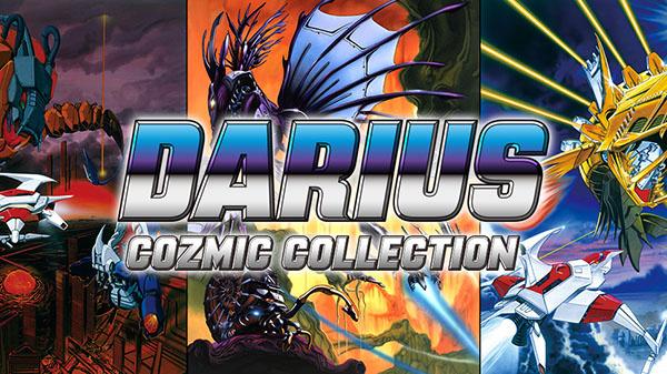 Darius Cozmic Collection : une compilation Switch pour le shoot'em up