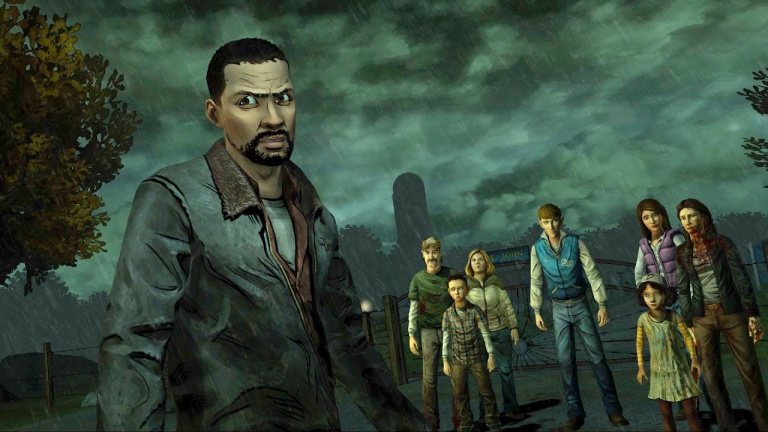 The Walking Dead Saison 1 et 2 listés sur Nintendo Switch