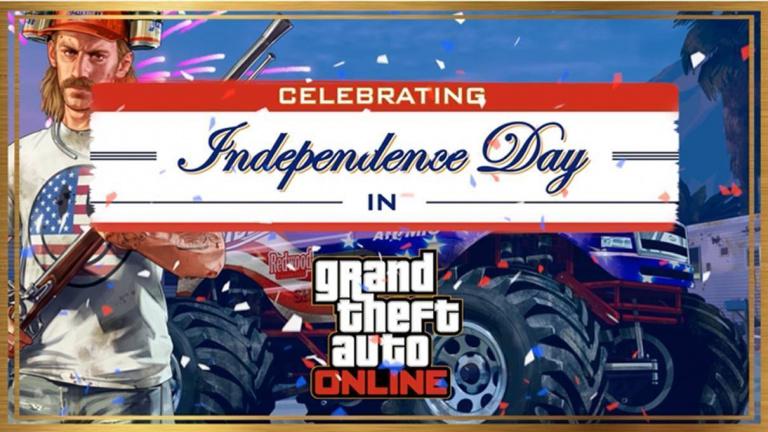 GTA Online : Cette semaine, fêtez l'Independence Day