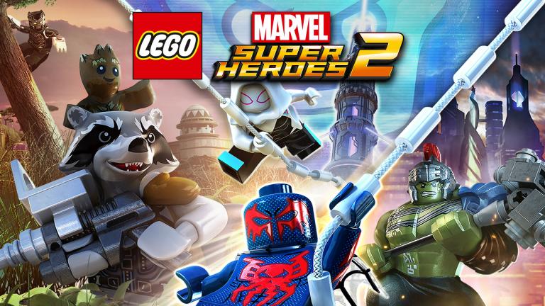 LEGO Marvel Super Heroes 2 ajoute un pack Aventure Ant-Man et la Guèpe