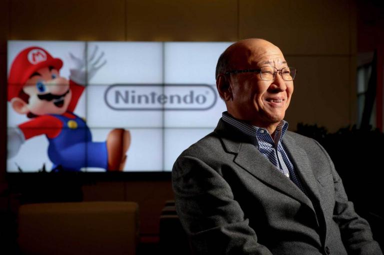 Nintendo : Tatsumi Kimishima assure que la firme a encore des cartouches pour la fin d'année
