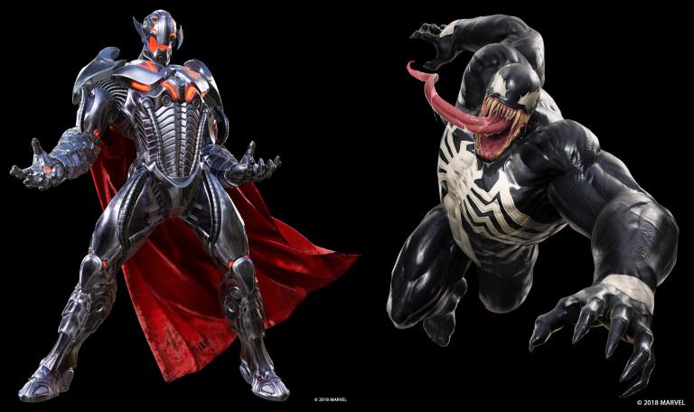 Marvel Powers United : Venom et Ultron viendront mettre la pagaille