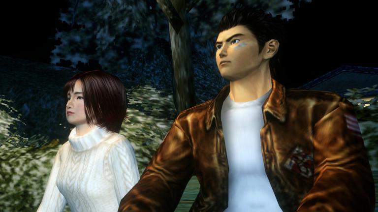 Les remasters de Shenmue I et II fonctionneront toujours en 30 FPS