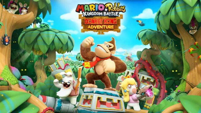 Mario + The Lapins Crétins Donkey Kong : soluce complète de l'aventure supplémentaire (DLC)