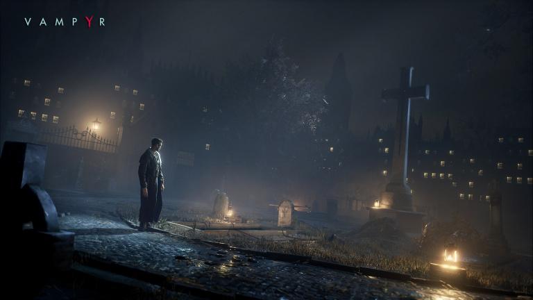 Vampyr : Détails de la première mise à jour