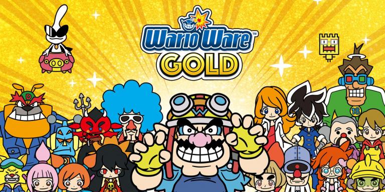 Wario Ware Gold : une démo débarque sur l'eShop