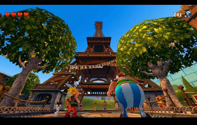 Astérix & Obélix XXL 2 : Mission Las Vegum - un remaster apparu brièvement sur Amazon