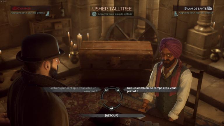 Usher Talltree – Boîte de pandore