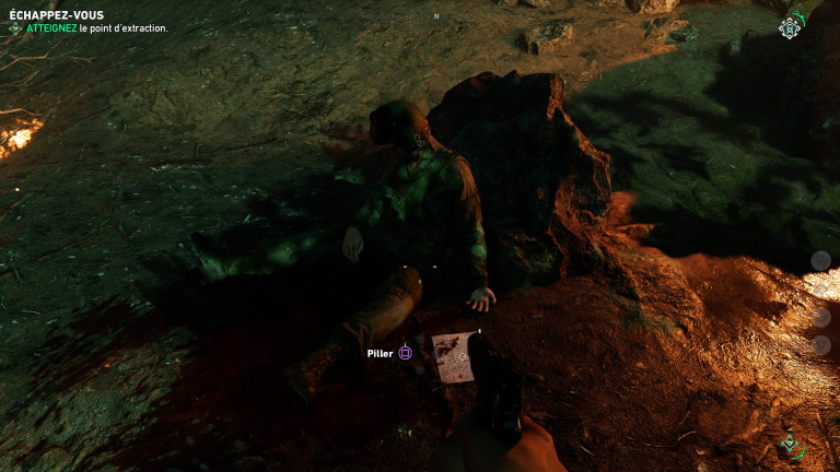 Quête principale du DLC Hours of Darkness