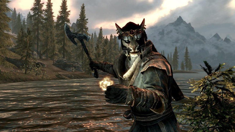 Bethesda explique les nombreuses versions de Skyrim