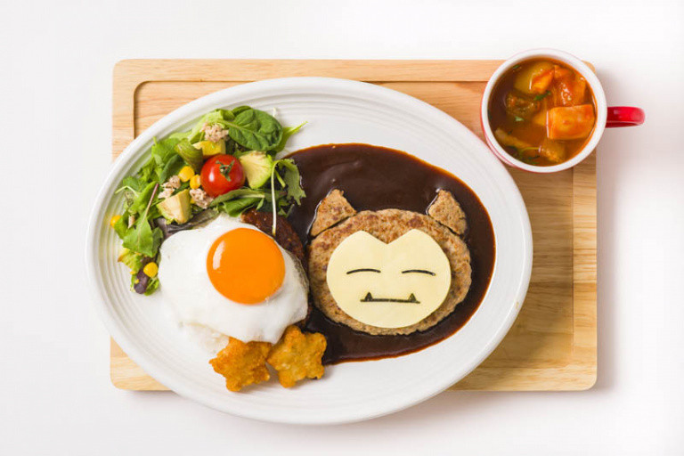 Nintendo : le Pokemon Café de Tokyo dévoile son menu de l'été !