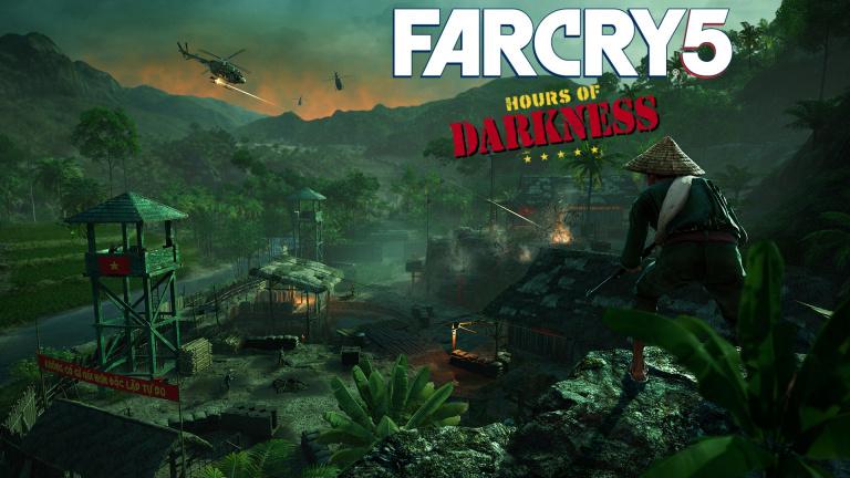 Far Cry 5 Hours of Darkness : notre guide du DLC au Vietnam