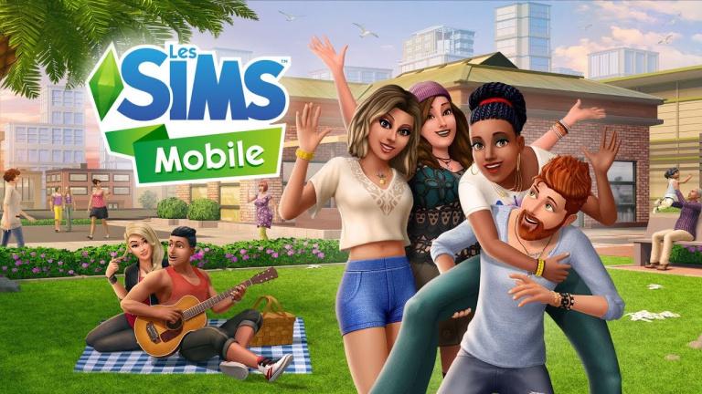 Les Sims Mobile a généré 15 millions de dollars